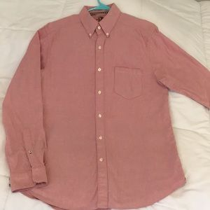 Men's Casual Like New Button Down